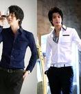 Áo sơ mi nam 2012 giá rẻ, áo sơ mi nam Hàn Quốc, áo sơ mi nam body vải đẹp chất lượng, áo sơ m inam BIG size