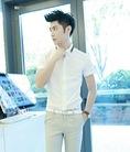 Aó sơ mi nam Hàn Quốc giá rẻ nhất có Big Size, Sơ mi nam phong cách trẻ trung, năng động