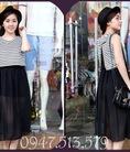 Váy đầm maxi 159k/ 1 sp dành cho cuối màu hè VDU7E009 tại Đà Nẵng