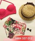 Chuyên bikini vintage Nhật đẹp và độc khắc phục khuyết điểm 3 vòng cho các nàng nhé