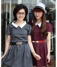 Váy đầm caro VDU7E020 tại Đà Nẵng