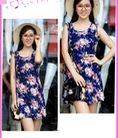 Váy đầm thun hoa 79k/ 1 sp tại Đà Nẵng