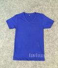 Luis Collection...Phông nam một màu Made in Thailand cao cấp, kiểu dáng body trẻ trung, 100% cotton giá rẻ nhất....