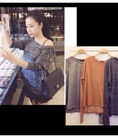 HOT : Hàng Thu mới về ngập shop : Áo len , váy len