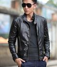 Áo khoác da nam phong cách, cực chất
