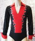 TANA 101 dance wear shop, Áo khiêu vũ latin nam, trang phục dancesport