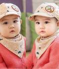 Set mũ yếm, băng đô, quần áo cho các bé