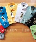 Luis Collection... Chuyên sơ mi nam một màu VNXK chính hãng Zara, Celio, Jules, MX... Cam kết chính hãng, chuẩn tag
