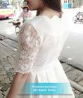 Sale sơ mi cộc tay 10%, nhiều váy thu mới về tại vivianna 261 Khâm Thiên Hà Nội