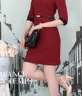 T2: Váy đầm công sở dạo phố Hàn Quốc 2014, order sỉ và lẻ từ các web hàn gmarket, dahong,