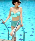 TOPIC 1 : Sale đồng giá bikini cạp cao 250k, áo lưới mặc ngoài 150k. LH : 01664632320