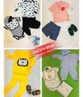 Chuyên cung cấp quần áo cho sơ sinh và trẻ em, hàng nhập từ thái lan và vnxk