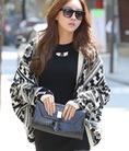 Điệu đà với mốt áo len, cardigan nữ Hàn Quốc