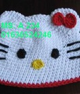 Ra mắt bộ sưu tập mũ cho các bé làm bằng tay