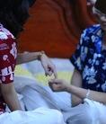 Mừng đám cưới người thân bằng bộ Pyjama đôi rất ý nghĩa