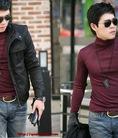 Hàng Thu Đông HOT: áo cổ lọ,cổ tim, quần tất nam loại 1 phá giá thị trường