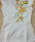 Áo giọt nước trang nhã mang phong cách cổ điển