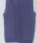 Bán khăn và áo len tự đan tay