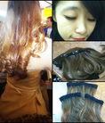 Chuyên Dệt tóc 150k/lạg. Vê keo 50k/lạg. Dệt mái dài, mái bằng, nhuộm 190k/lạng. uốn xoăn kỹ thuật số 350k/lạng
