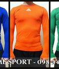 Áo body mặc chơi thể thao, đá bóng trời lạnh giá tốt 90K/ chiếc. đam mê sport 0983431946