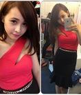 Các mẫu đầm váy body, đầm xèo kiểu dáng Hotgirl cực đáng yêu tại 123Yeah