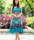 Váy xinh dạo bước, cùng ngắm bohemieng mùa hè