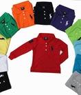 Chuyên cung cấp sỉ và lẻ Áo Polo dài tay, từ size 1 12t, có 12 màu....