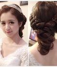 Nhận Bới tóc cô dâu phong cách Hàn Quốc..Dạy bới tóc chuyên nghiệp..tạo kiểu cá nhân.. khuyến mãi đặc biệt