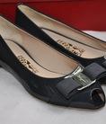 Giày Salvatore Ferragamo hàng chính hãng mới nguyên hộp size 36.5 giá tốt nhất Hà Nội