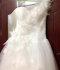 Váy cưới đẹp mới mặc 1 lần giá sốc chỉ có 800k