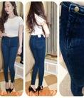 Quần jeans nữ khóa hông,khóa trước sành điệu siu style 2014