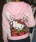 Áo khoác Hello Kitty cực dễ thương cho các bạn nữ thêm đáng yêu