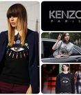 Hàng Kenzo con mắt mới về Áo lông vũ Lativ hàng hot đã có hàng