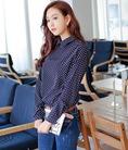 Áo sơ mi Nữ Hàn Quốc hiệu Berry cho phái đẹp thêm dịu dàng nữ tính