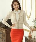 Đón thu đông dịu dàng với Áo len cardigan Hàn Quốc hiệu Dressroom tập 2