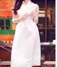 Đầm xòe , đầm body sơ mi trắng sát nách Phương Trinh xinh xắn mùa hè giao hàng toàn quốc