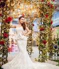 Váy cưới mới xinh khuyến mại đặc biệt mừng năm mới, giảm giá đến 10% giá thuê