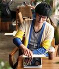 Áo khoác cardigan Hàn Quốc 2014 ĐN