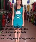 Bộ mặc nhà cottong 100% giá 140k,150k bán buôn bán lẻ ship toàn quốc
