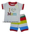 Quần áo hè cho bé các mẹ nhé