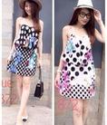 Váy Xinh Vải Cực Chất Cực Rẻ Cho Các Cô Nàng Sành Điệu 3