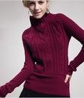 Áo len dài tay nữ đáng yêu mùa thu