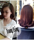 Dệt tóc 200k / 1 bộ , nối mi 160k mi tơ, mi cụm , nối tóc công nghẹ cao sơi faberglass,có bảo hành tại salon trang bô