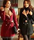 H Topic7: Áo dạ cao cấp trẻ đẹp mùa đông, thời trang năm 2014 duy nhất ở shop ngọc bích 886