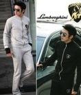 Khuyến mãi đầu mùa Thời trang nam Hàn Quốc Bộ đồ nỉ thể thao nam dáng đẹp bán lẻ rẻ như bán buôn