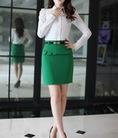 BÁN BUÔN, BÁN LẺ : chân váy Hàn Quốc công sở đẹp 2014