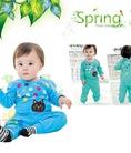Hàng Mới Về Bộ quần áo trẻ em Thu Đông ngộ nghĩnh cho bé yêu, các mẫu mới hot nhất 2014