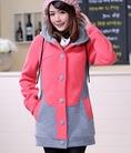 Những mẫu áo khoác cực dễ thương và đáng yêu cho bạn gái