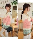 Áo len phối màu xinh xắn
