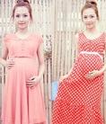 Áo bầu thu đông cho các mẹ thêm xinh